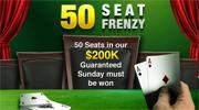 50 Seat Frenzy