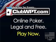 Club WPT Legal Poker